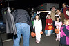 Trunk or treat outside the city hall