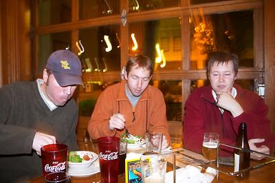 Bryon, Klausy, and BKS at Barley's