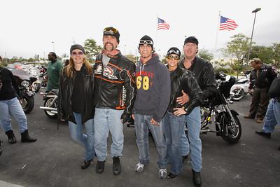 2006 Bikers Bash Bikers Visit The Admirals Marine Academy