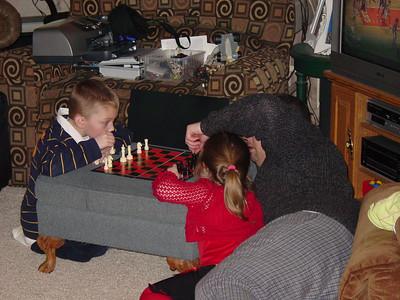 2006 - February Scrap Weekend