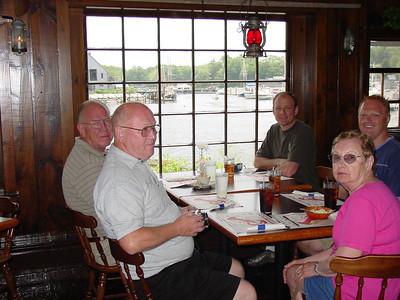 2006 - July Scott's Parents Visit