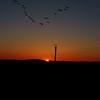 Sunset over Clover