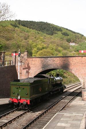6th - 8th May 2006 North Wales