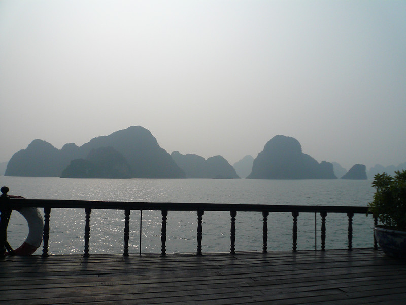 Bay of Halong.