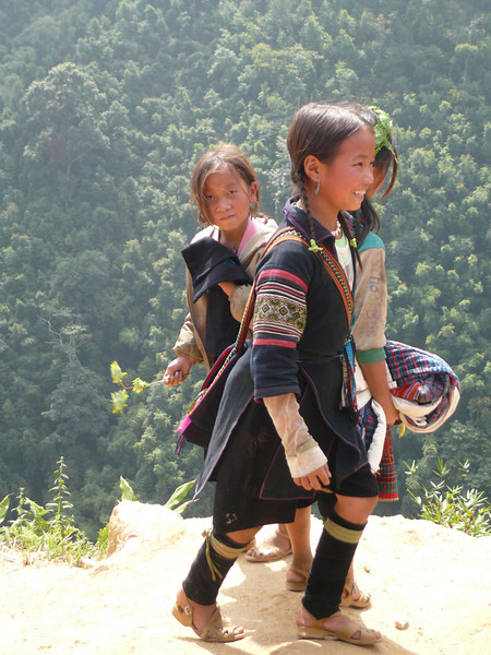 Sapa and it tribes.
