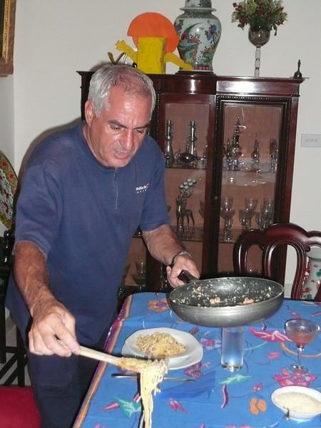 True italian Pasta in Hanoi. Thank you Aroldo!!
