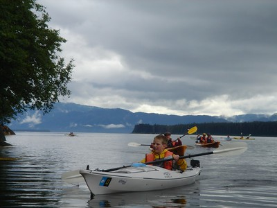 Kayaking in Alaska - Lindblad Expeditions