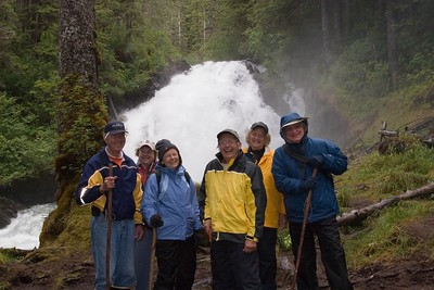 Princeton hikers - Lindblad Expeditions