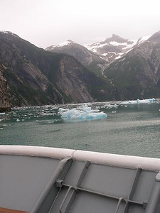 Tracy Arm, Alaska, August 8 - Lydia Osborne