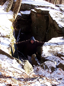 Matt Emerges From His Cave