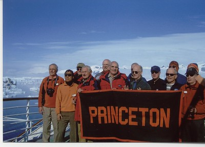 Princeton Men in Antarctica - Caroline Moseley