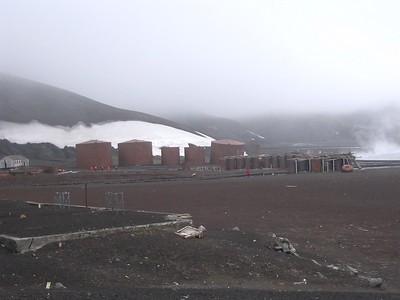 Ruins of whaling station - Andrew Gossen