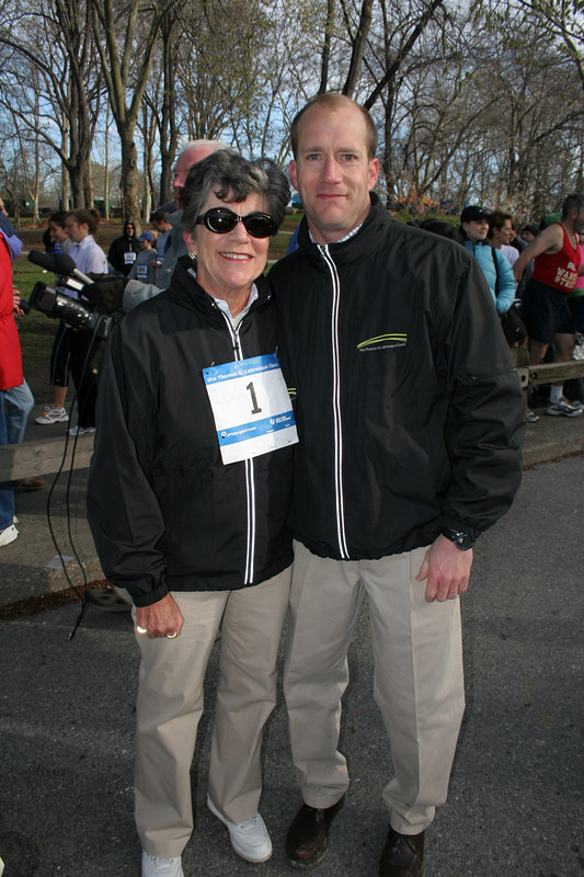 "Sheila Labrecque & Tom Labrecque at <a href=""http://tglclassic.com/index.htm"">4th annual Thomas G. Labrecque Foundation Classic</a>:  A Road Race in Central Park to Benefit Lung Cancer Research followed by a brunch at <a href=""http://69.0.173.64/tg1003/newsite/index.asp?headinfo=home"">Tavern on the Green</a> hosted by Sheila Labrecque for family and friends of the Labrecque family, including special friends from event sponsor <a href=""http://www.jpmorganchase.com/cm/cs?pagename=Chase/Href&urlname=jpmc/community/philanthropy""> JP Morgan Chase</a> family"