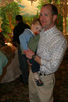"Tom Labrecque and son at Tavern on the Green Luncheon following the at <a href=""http://tglclassic.com/index.htm"">4th annual Thomas G. Labrecque Foundation Classic</a>:  A Road Race in Central Park to Benefit Lung Cancer Research followed by a brunch at <a href=""http://69.0.173.64/tg1003/newsite/index.asp?headinfo=home"">Tavern on the Green</a> hosted by Sheila Labrecque for family and friends of the Labrecque family, including special friends from event sponsor <a href=""http://www.jpmorganchase.com/cm/cs?pagename=Chase/Href&urlname=jpmc/community/philanthropy""> JP Morgan Chase</a> family"