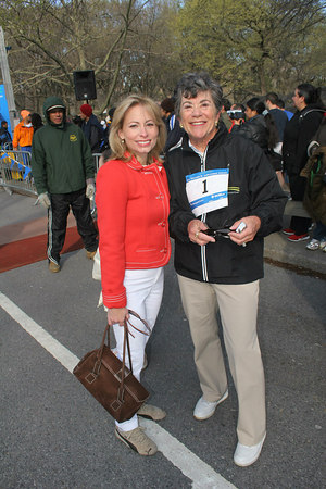 """<a href=""""http://www.centralparknyc.org/aboutcpc/womenscommitteeprograms/pgp"""">Gilian Miniter</a> (Member of the Women's Committee of the Central Park Conservancy & Chairman of the Playground Partners) & Sheila Labrecque"""