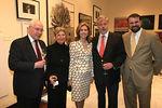 """Fred Weinberg, Betty Schlein, <a href=""""http://en.wikipedia.org/wiki/Silda_Wall"""">Silda Wall</a> , Pat Foye, Craig Johnson"""