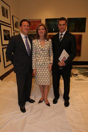 Joe Versace, Silda Wall, Brian Ellner