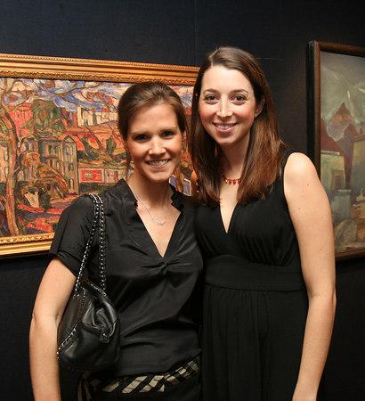 Junior Committee Dinner Co-Chairs: Katie Donovan & Nicole Denvir