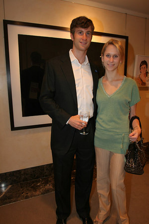 "<a href=""http://www.generationengage.org/"">Justin Rockefeller</a> & Indre Vengris at"