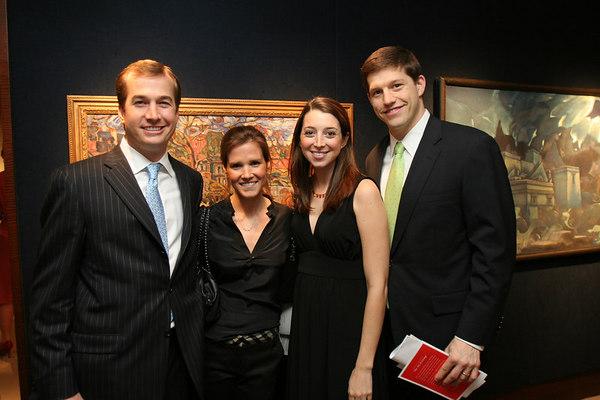 Tom Donovan, Katie Donovan, Nicole Denvir & Mike Denvir