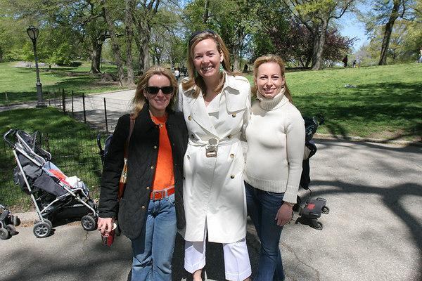 Liz Finkle Eliot, Anna Casperson & Gillian Miniter