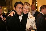 Fabian Basabe & Allison Aston