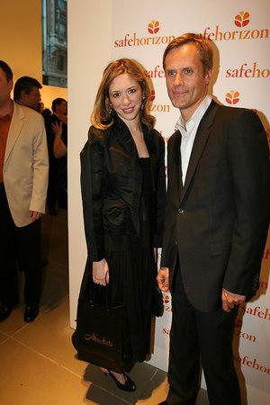 Melissa Berkelhammer & Malcolm Carfrae