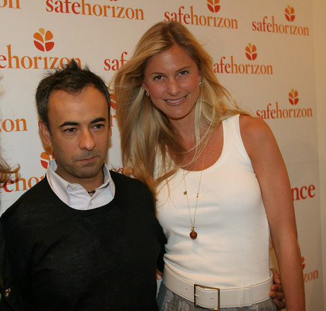 Francisco Costa & Annelise Peterson