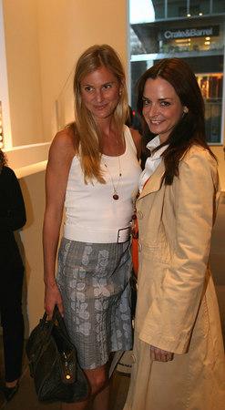 Annelise Peterson & Annie Churchill