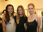 Olivia Chantecaille, Ferebee Bishop & Stephanie March
