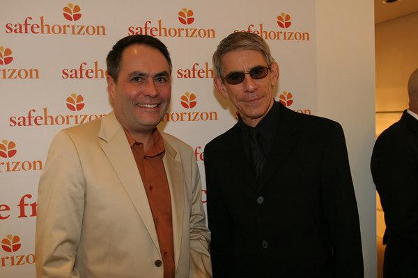 Gordon Campbell & Richard Belzer