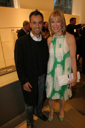 Francisco Costa & Lynda Decker