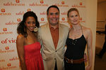 Malak Compton Rock, Gordon Campbell & Stephanie March