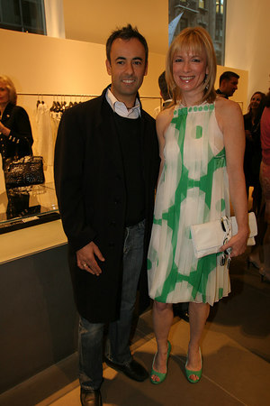Francisco Costa & Lynda Decker