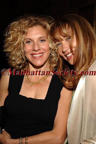 Holly Barnett & Chantal Ribeiro