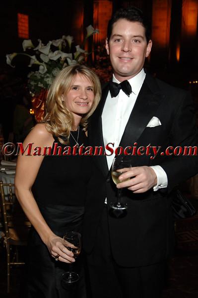 Nikki Brown & David Sleeman