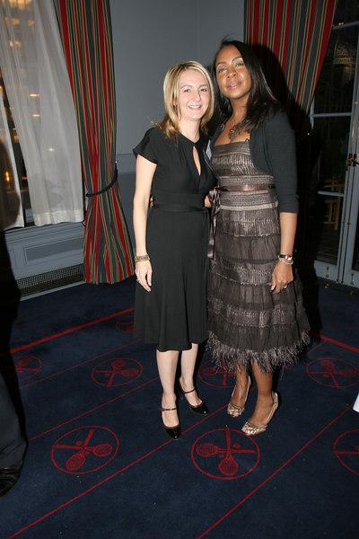 Monica Sherrer & Felecia Webb