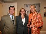 Joseph Nahas, Meg Wendy & Ingrid Edelman