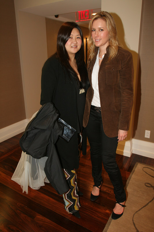 Susan Shin & Christine Cachot Williams
