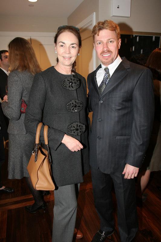 "Virginia Coleman & <a href=""http://www.michelwitmer.com/"">Michel Witmer</a>"