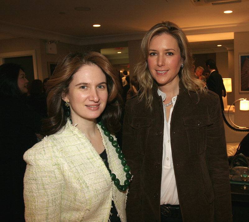 Alison Minton & Christine Cachot Williams
