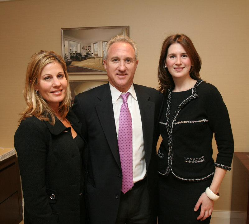 Karen Mansour, Andy Gerringer & Danielle Englebardt