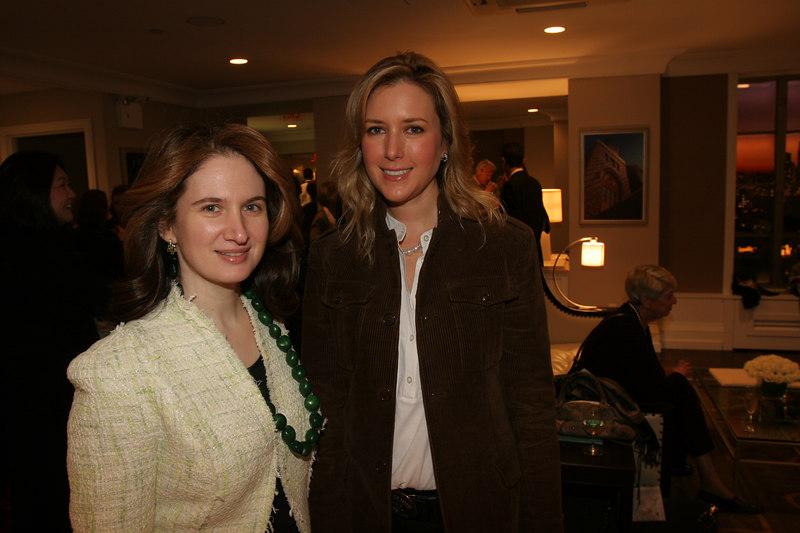 Alison Minton & Christine Cachot Williams