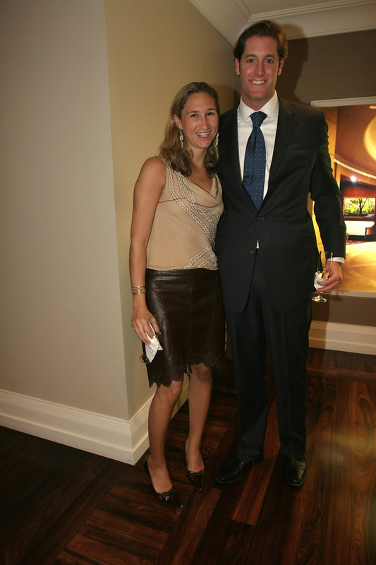 Tatiana Papanicolaou & Thorne Perkin