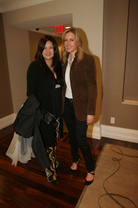 Susan Shin & Christine Cachot Williams