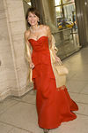 Katherine Farley, Gala Co-Chairman for the New York Philharmonic Spring Gala, Lights! Camera! Music!, arrives at Avery Fisher Hall on April 26, 2006<br /> <br /> PHOTO: Julie Skarratt
