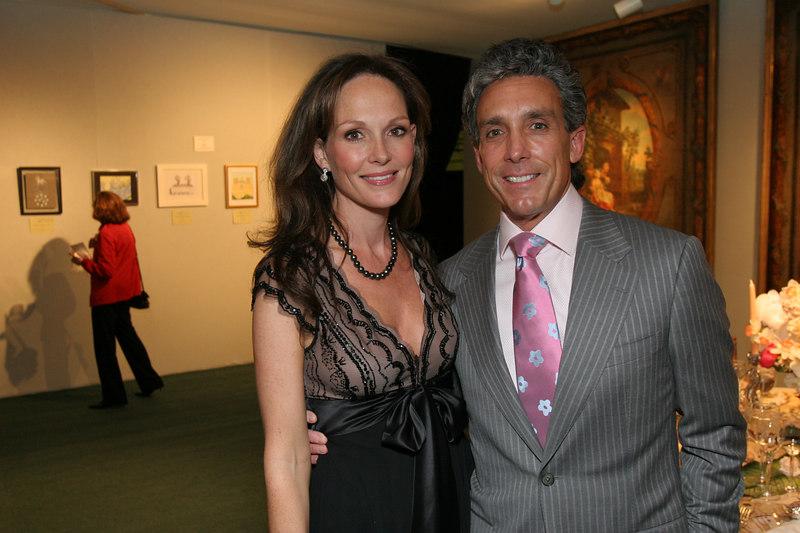 Clo & Charles Cohen