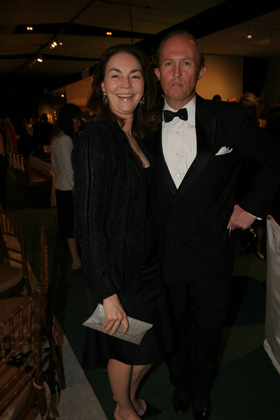 Virgina Coleman & Mark Gilbertson