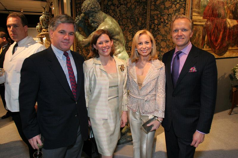 Sylvester Miniter, Victoria Lindgren, Gillian Miniter & Robert Lindgren
