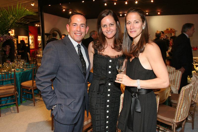 Todd Romano, Eva Dillon & Cathy Angele